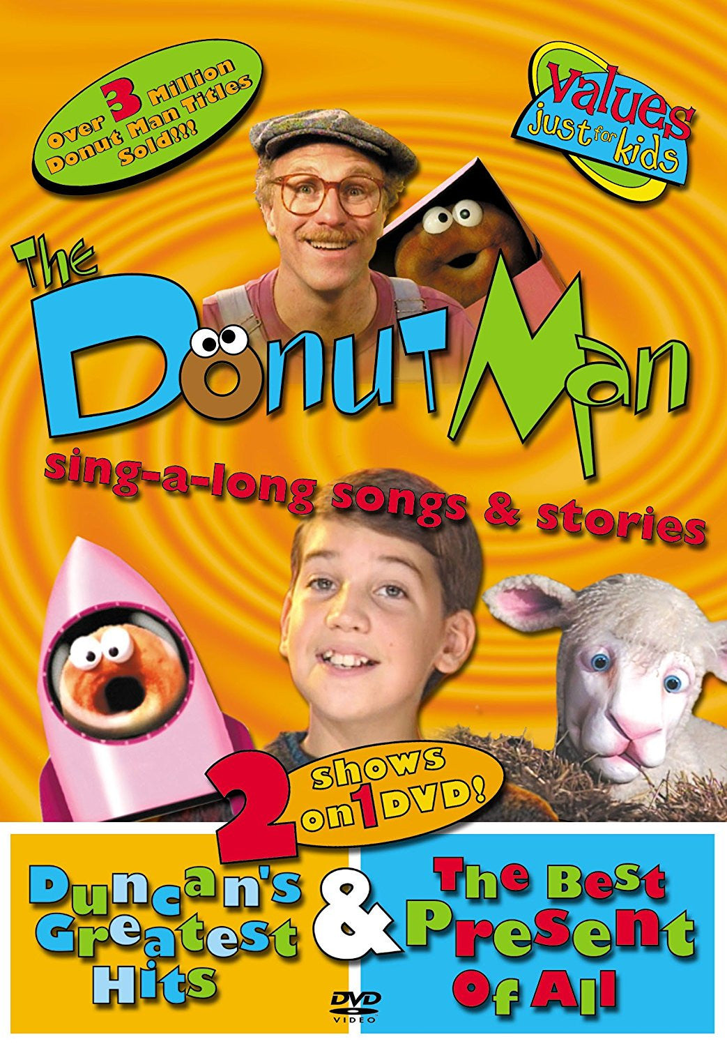 The Donut Man: Duncan's Greatest Hits / The Best Present of All