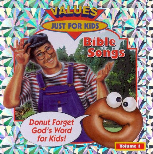 The Donut Man Bible Songs, Volume 1