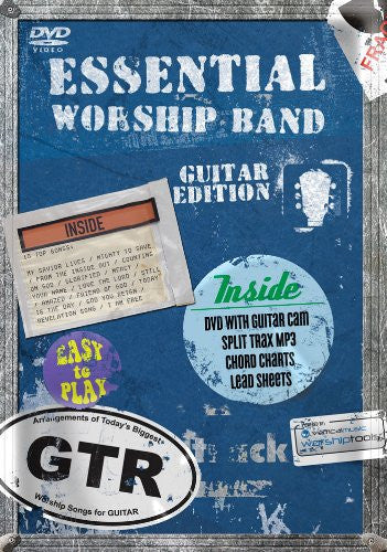 Essential Worship Band - Guitar