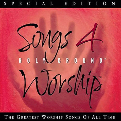 Songs4Worship: Holy Ground (Volume 2 Special Edition)