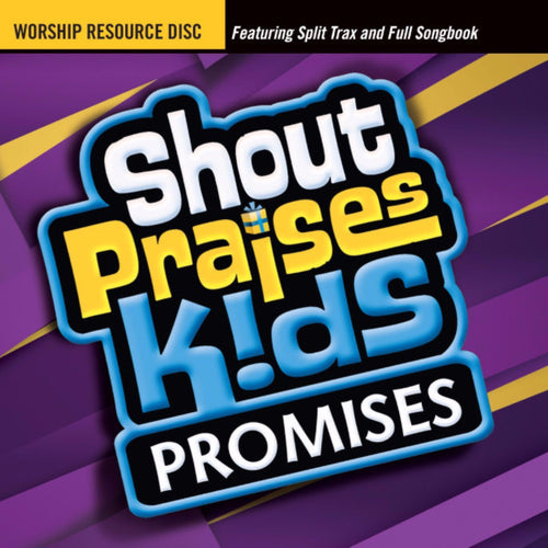 Shout Praises Kids: Promises Resource Disc