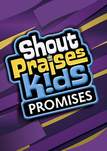Shout Praises Kids: Promises DVD