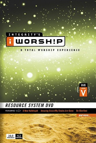 iWorship Resource System DVD V