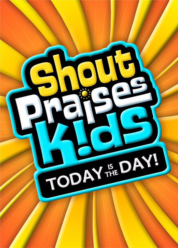 Shout Praises Kids: Today Is the Day DVD