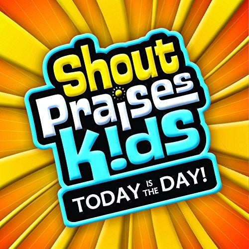 Shout Praises Kids: Today Is the Day Resource Disc