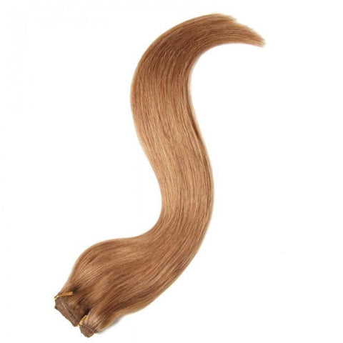Malaysian 100g Straight Clip In Human Hair Extensions 8A - HARRY BELLA