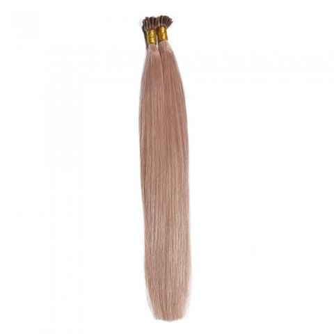 Keratin I Tip Peruvian Straight Virgin Hair Extensions 1 g/s 8A - HARRY BELLA