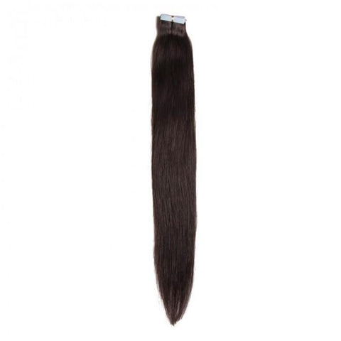 Peruvian 50g Straight PU Taping Human Virgin Hair Extensions- 10A - HARRY BELLA