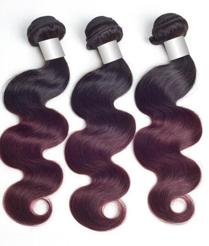 BODY WAVE BUNDLES T1B/27 10A - HARRY BELLA