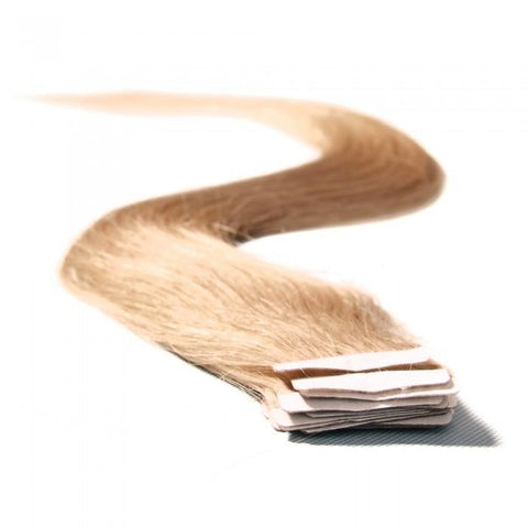 Peruvian Skin Weft Blonde Human Virgin Hair Extensions 10A - HARRY BELLA