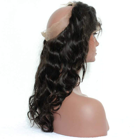 360 Frontal Body Wave 10A - HARRY BELLA