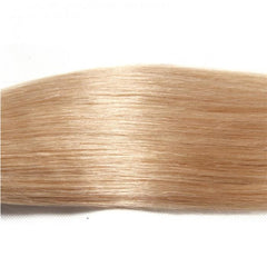 Keratin I Tip Peruvian Straight Virgin Hair Extensions 1 g/s 8A
