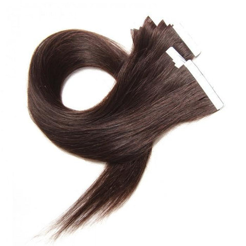 PU Tape Skin Weft Malaysian Straight Human Virgin Hair 10A - HARRY BELLA