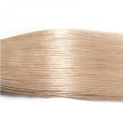 Malaysian 50g Blonde Keratin Stick I Tip Hair Extensions 0.5 g/s 8A