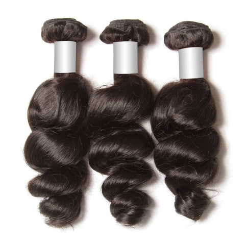 3 European Loose Wave Bundles 10A - HARRY BELLA