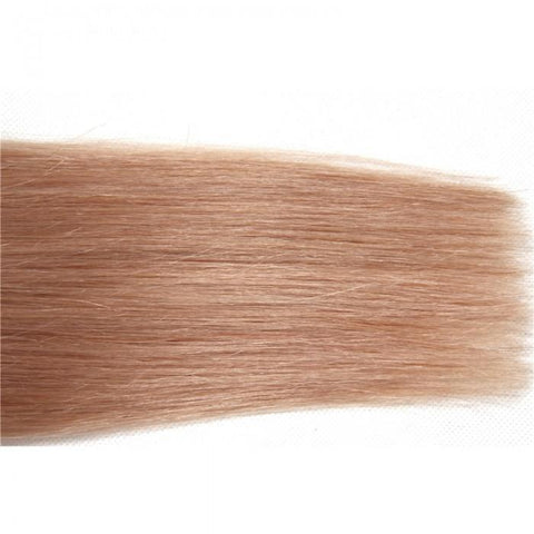 Indian Virgin Straight I Tip Human Hair 1 g/s 8A - HARRY BELLA