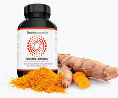 Curcumin+Gingerol 1 Bottle - HARRY BELLA