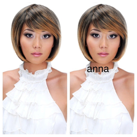 Harry Bella -Anna Short Wig 8A - HARRY BELLA