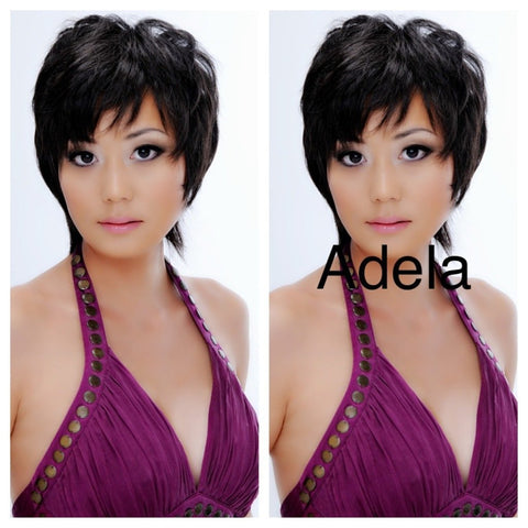 Harry Bella  Short Wig 8A - HARRY BELLA