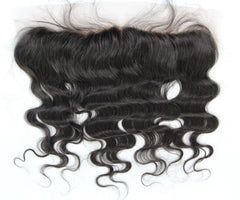 Lace Frontal Body Wave 10A - HARRY BELLA
