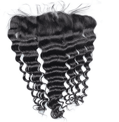 Lace Frontal Deep Wave 8A - HARRY BELLA