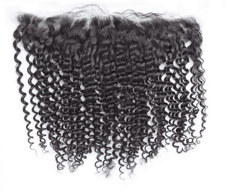 Lace Frontal jerry Curl 10A - HARRY BELLA
