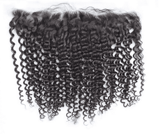 Lace Frontal jerry Curl 8A - HARRY BELLA