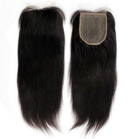 Straight Hair Lace Closure 10A - HARRY BELLA