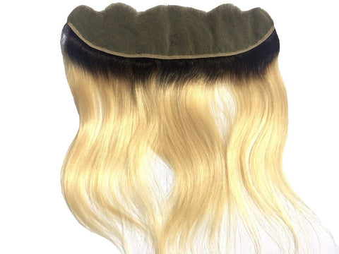 Straight Lace Frontal 1B/613 8A - HARRY BELLA