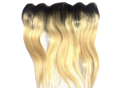 Straight Lace Frontal 1B/613 8A