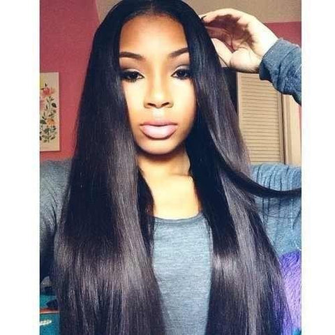 3 Peruvian Straight Mink Bundles 8A - HARRY BELLA