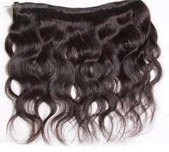 Indian Body Wave Human Hair Weft 3Pcs/pack 10A