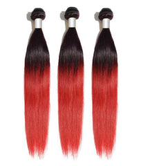 Straight Hair Bundles T1B/RED 10A - HARRY BELLA