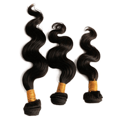 Brazilian Loose Wave Virgin Hair 3 Bundles- 10A - HARRY BELLA