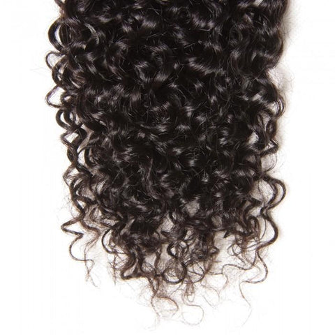 Brazilian Jerry Curly Virgin Hair 4pcs/pack 10A - HARRY BELLA