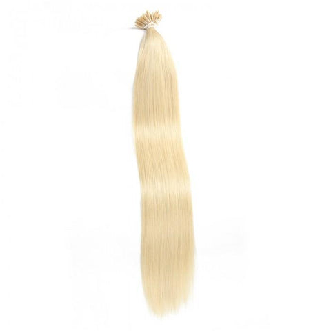 Keratin Stick I-tip UNice Straight Virgin Human Hair Extensions 1 g/s 8A - HARRY BELLA