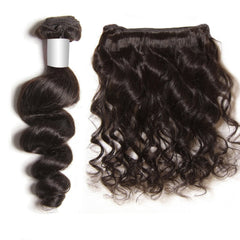 Harry Bella Peruvian Human Hair  Loose Wave 3 Bundles 10A
