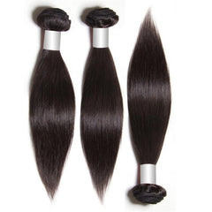3 Indian Straight Bundles 8A - HARRY BELLA