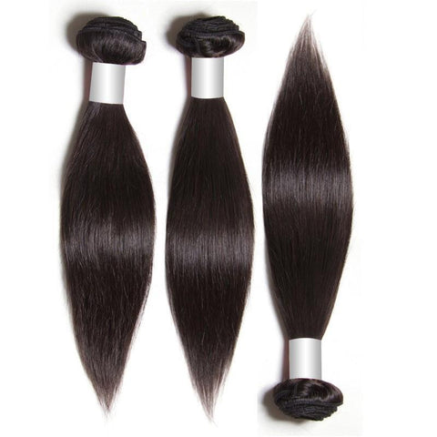3 Indian Straight Bundles 10A - HARRY BELLA