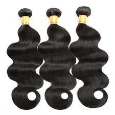 3 Peruvian Mink Body Wave Bundles 10A - HARRY BELLA