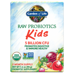 Organic Raw Probiotics Kids garden of life
