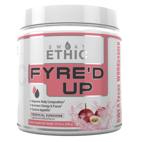 Fyred Up Drink Mix