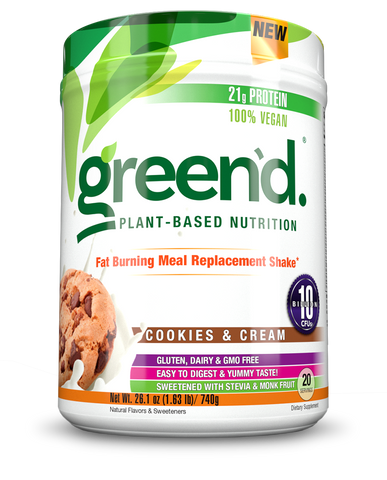 Green'd protein