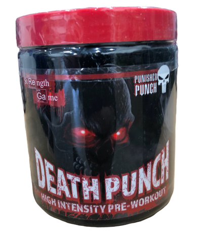 Death Punch - Punisher Punch