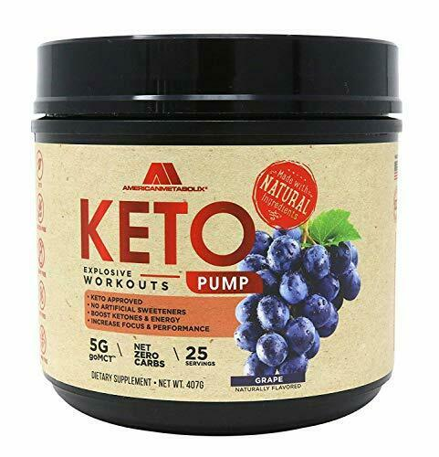Keto Pump-Watermelon