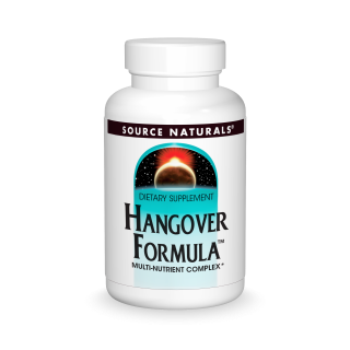 Source natural Hangover Formula