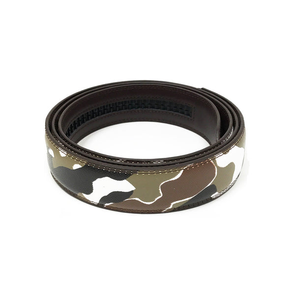 Brown Camo Belt