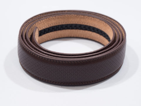 Brown Stippled Belt