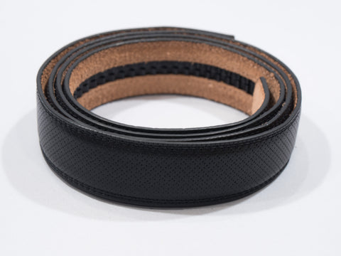 Black Stippled Belt