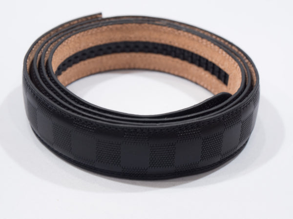 Black Checkered Belt